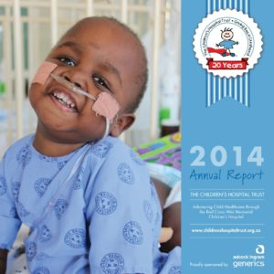 Annual Report Children's Hospital Trust 2014