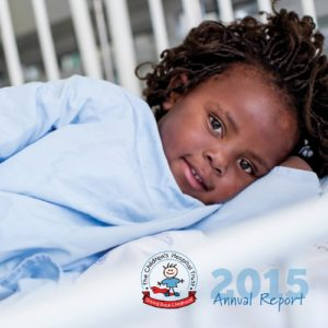 Annual Report Children's Hospital Trust 2015