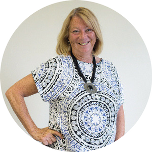 Liz Linsell _ Head of Legacies Staff Children's Hospital Trust