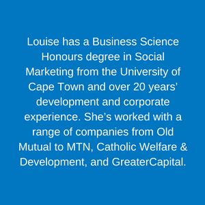 Louise Driver _ CEO Meet our team Children's Hospital Trust