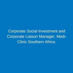Mr Lwazi Mankahla_Childrens_Hospital_Trust