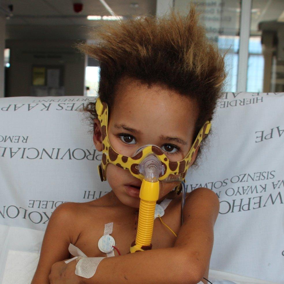 Patient Stories Mikayla Children's Hospital Trust