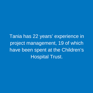 Tania Basson _ Head of Project Management Staff Children's Hospital Trust