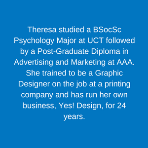 Theresa Acker _ Graphic Designer Staff Children's Hospital Trust