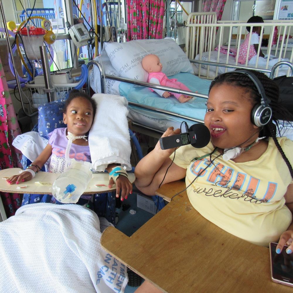 Red Cross Children's Hospital Radio