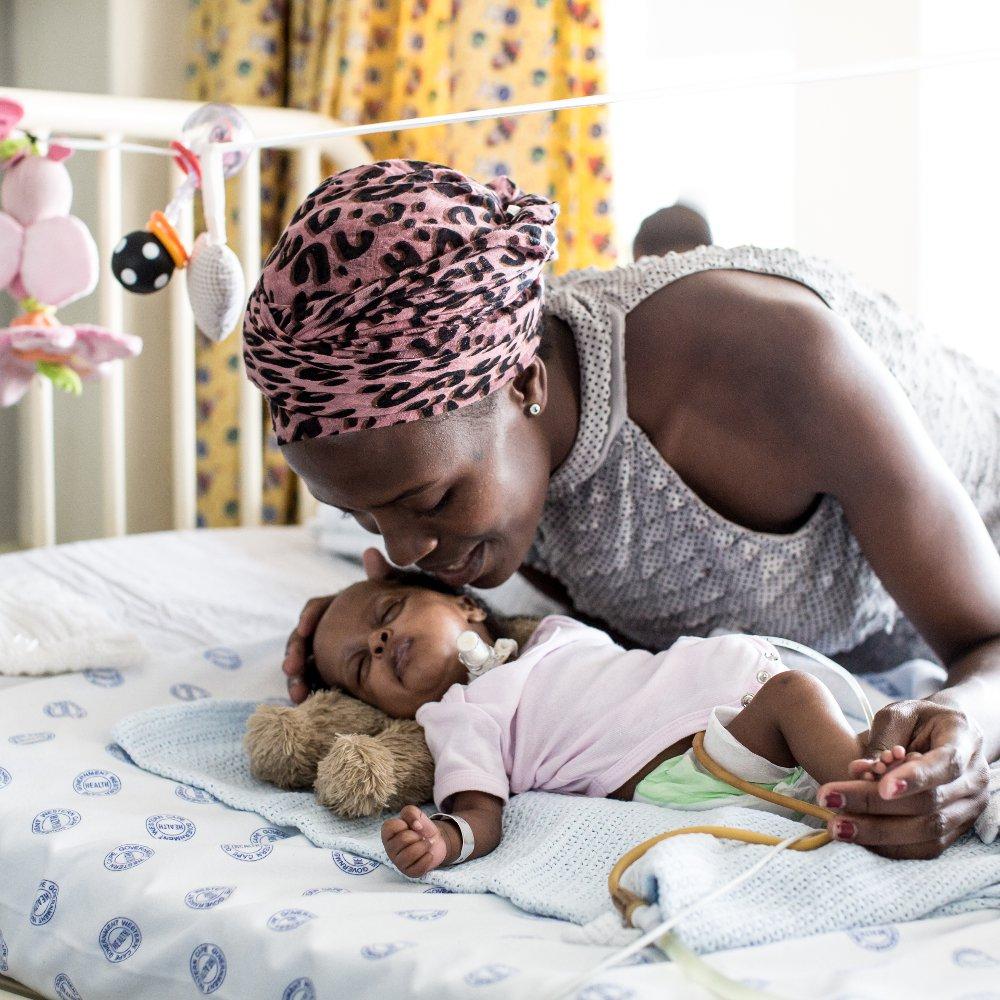 The Breatheasy Tracheostomy & Ventilation Homecare Programme Projects Children's Hospital Trust
