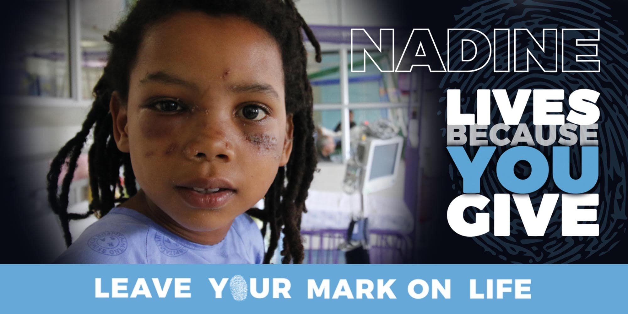 Nadine #Leave_YourMark Childrens Hospital Trust-min